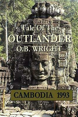 AU40.01 • Buy Tale Of The Outlander By O.B. Wright (English) Paperback Book Free Shipping!