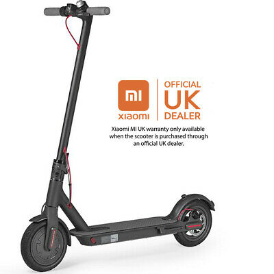View Details Official UK Xiaomi M365 Folding Two Wheels Commuter Electric Scooter • 328.99£