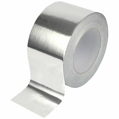£7.95 • Buy Aluminium Tape Heat Resistant For Ducting Seals Joins Exhaust Repairs Reflective