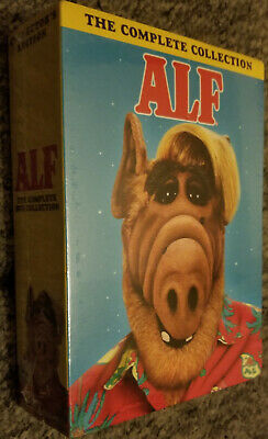 Alf - The Complete Series - 16 DVD Box Set NEW & SEALED • 59.99£