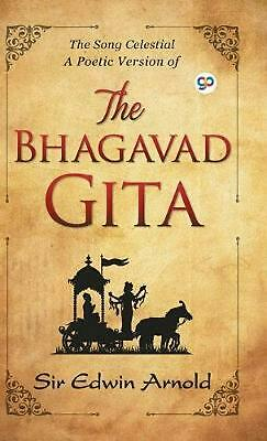 AU50.51 • Buy Bhagavad Gita By Sir Edwin Arnold (English) Hardcover Book Free Shipping!