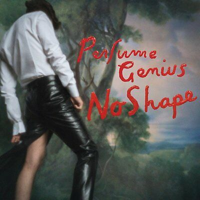Perfume Genius NO SHAPE 4th Album LIMITED EDITION Gatefold NEW CLEAR VINYL 2 LP • 20.56£