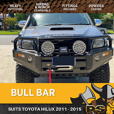 AU949 • Buy Ps4x4 Heavy Duty Bull Bar To Suit Toyota Hilux 2011-2015 ( Face Lift )