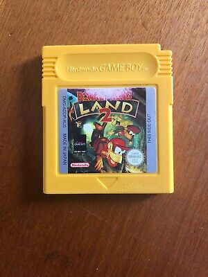 AU19.99 • Buy Donkey Kong Land 2 Nintendo Game Boy Cart Only Free Postage Oz Seller