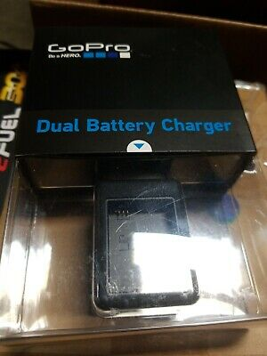 $ CDN25.13 • Buy GoPro Dual Battery Charger (HERO3+, HERO3) (GoPro Official Accessory)