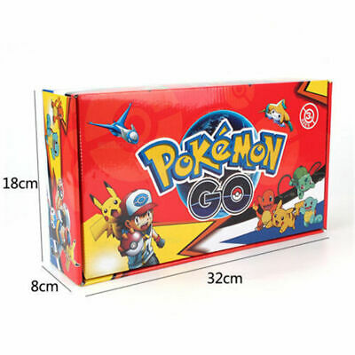 2.8'' 8Pcs Pokeball Ball Set Pokemon GO Action Figures Christmas Toy Gift Xmas • 11.99£