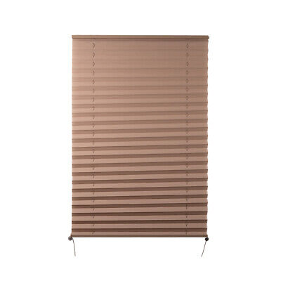 $33.99 • Buy Camper Comfort 26  X 38  Cappuccino RV Pleated Shade | New Camper Window Blind