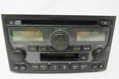$48 • Buy 03 04 05 Honda Pilot Am Fm Cassette Cd With Navigation Stereo Receiver