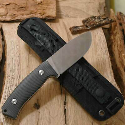 $ CDN215.58 • Buy Lionsteel M3 Micarta Camp Hunting Knife Outoor Cod M3 Mi
