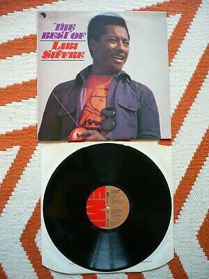 Labi Siffre The Best Of Vinyl UK 1974 EMI 1st Press LP It Must Be Love EXC • 19.99£