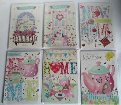 New Home Cards 6 Designs  £1.59 Each • 1.59£