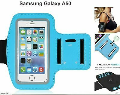 Galaxy Gym Running Armband Jogging Sports Exercise Holder Strap For Samsung Mob • 4.95£