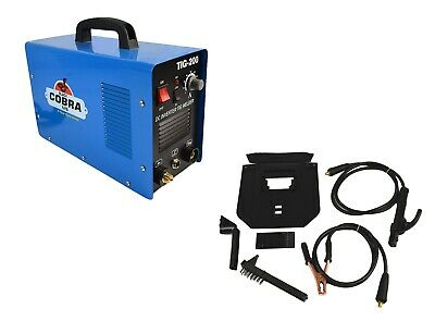 AC 240V Inverter 200A Wire Welder Portable Gasless Welding Machine Workshop Kit • 129.26£