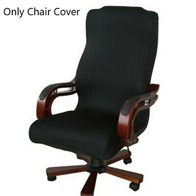 $19.07 • Buy CAVEEN Chair Cover Office Computer  Fabric High Back Stretchy Seat Cover
