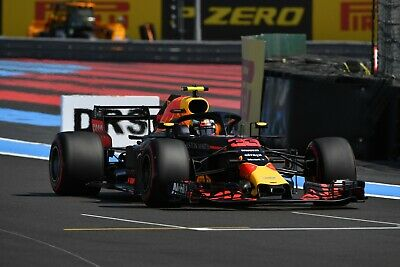 £21.99 • Buy Max Verstappen - Red Bull Formula One Car Racing Driver F1 Canvas Picture 20x30