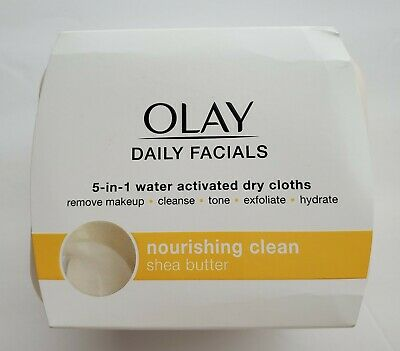 AU12.41 • Buy Olay Daily Facials Nourishing Clean Shea Butter. New Unopened