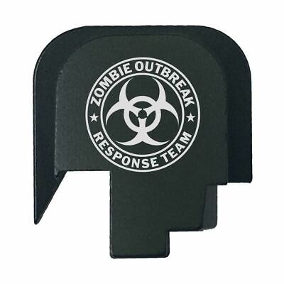 $14.99 • Buy Rear Slide Back Butt Plate Cover For Smith Wesson M&P45 Shield - Response Team