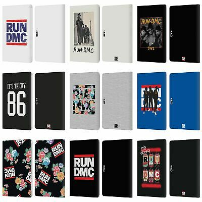 Official Run-d.m.c. Key Art Leather Book Case For Microsoft Surface Tablets • 26.95£