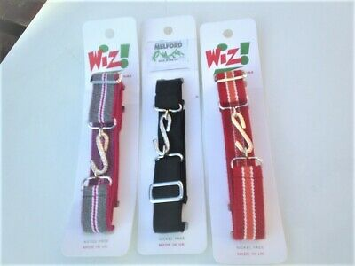 Ladies Elastic  Snake Belt Sets Of 3 For £9  Fits 24 To 34 Inch Waist • 9£