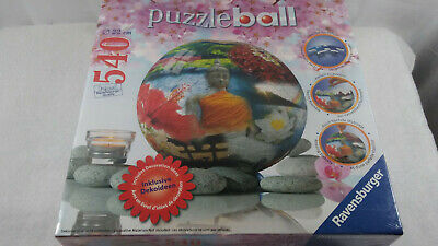 $18 • Buy Ravensburger Puzzle Ball 540 Piece Easy To Build