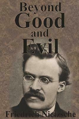 AU19.17 • Buy Beyond Good And Evil By Friedrich Wilhelm Nietzsche (English) Paperback Book Fre