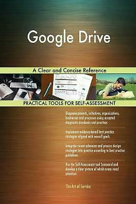 AU153.80 • Buy Google Drive A Clear And Concise Reference By Gerardus Blokdyk Paperback Book Fr