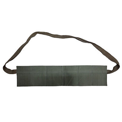 $53.19 • Buy WWII Garand Bandolier For U.S. Army Olive Green Reproduction X13 Vm288