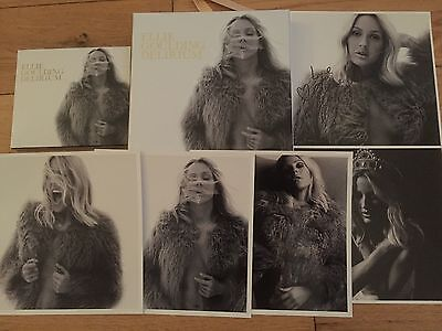 Ellie Goulding-delirium Signed Cd Boxset Exclusive-proof Provided-new • 60£
