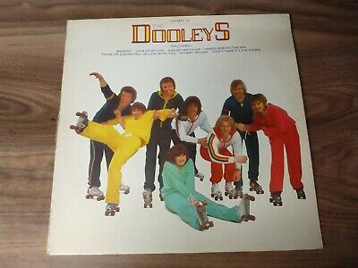 The Best Of The Dooleys 1979 UK VINYL LP • 4.99£