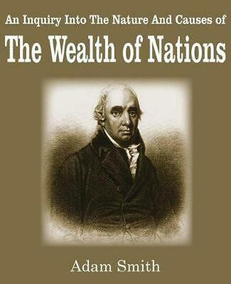 AU46.75 • Buy The Wealth Of Nations By Adam Smith (English) Paperback Book Free Shipping!