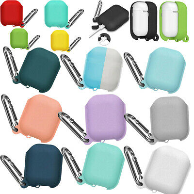 $ CDN6.75 • Buy Mini Soft Silicone Case For Airpods Accessories Shockproof For Apple AirPods