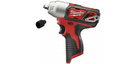 """NEW Milwaukee 2463-20 M12 Li-ion 12V 3/8"""" Impact Wrench Ratchet Tool Only  • 94.99$"""