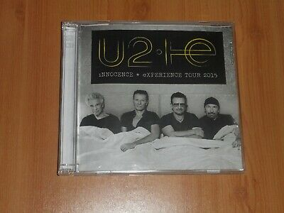 U2 Rare Live Triple CD New York City 31st July 2015 Innocence + Experience Tour. • 12.01$