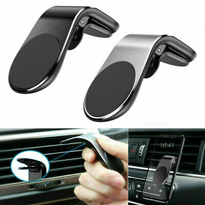 $2.09 • Buy Phone Holder Clip Car Air Vent Magnetic Bracket Accessories For Mobile Phone GPS