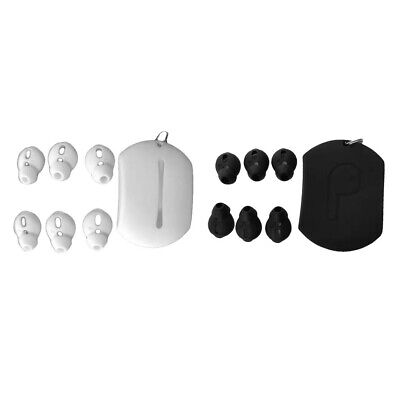 $ CDN13.10 • Buy 6-pair Silicone Earpods Earbud Cover Ear Hook For Airpods, Black+White