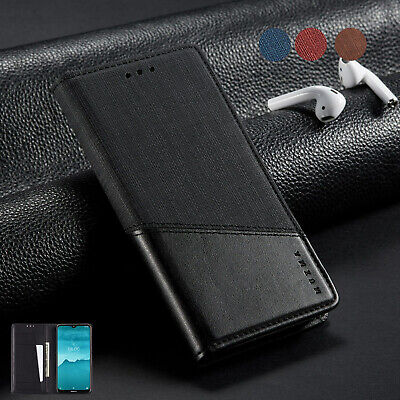 AU17.95 • Buy For Nokia 7.2 6.2 2.2 8 7 Plus C1 5.3 Luxury Magnetic Leather Wallet Case Cover