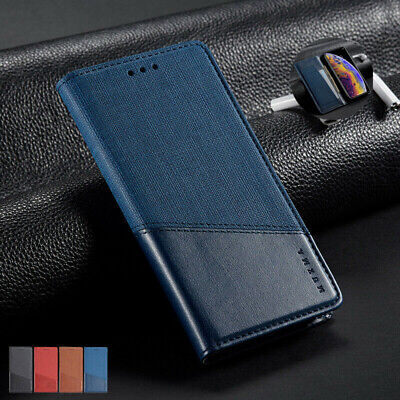 AU17.94 • Buy For Oppo A53 A52 A92S A15 A9 2020 Reno Z Realme 5Pro Luxury Leather Wallet Case