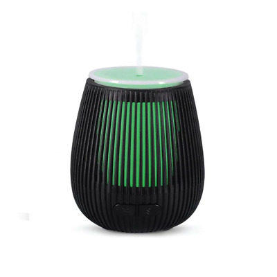 AU37.99 • Buy USB Essential Oil Aroma Diffuser Black Portable Colour Ultrasonic Air Humidifier