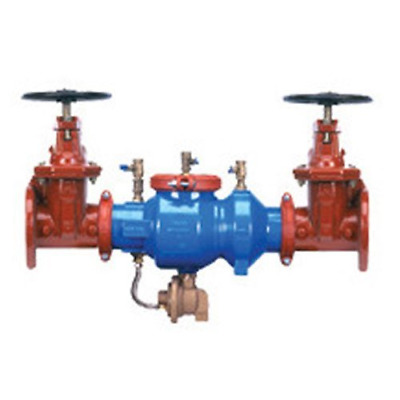 $4383.34 • Buy Zurn 4-350ADA - Double Check Detector Backflow Preventer