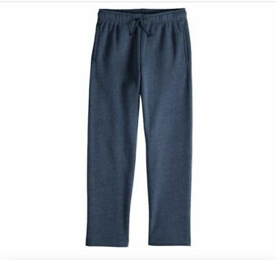 $14.99 • Buy TEK GEAR $25 Blue ULTRA SOFT FLEECE Sweatpants PANTS Boy's Sz XL 18 / 20