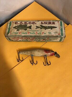 $ CDN85.36 • Buy Vintage Creek Chub Surfster Fishing Lure With Box - 8418?