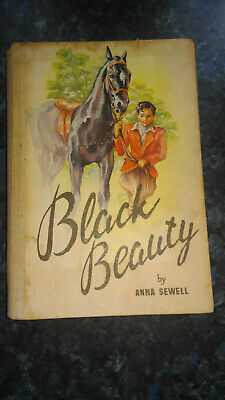 £8.99 • Buy Black Beauty The Story Of A Horse By Anna Sewell Sandles Brothers Ltd HB 1949 VG