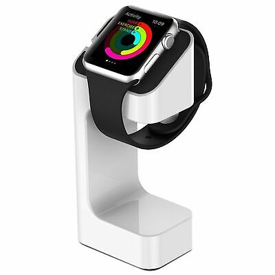 AU7.99 • Buy For Apple Watch Series 1 2 3 Charger Stand Holder Charging Dock IWatch 38/42mm
