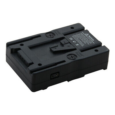 AU35.99 • Buy V-mount V Lock Battery Charger DC Power Supply Dual Channel For Sony Camera