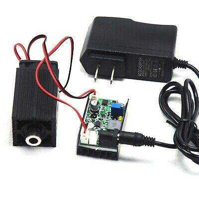 AU56.44 • Buy Focusable 850nm 1000mW 1W IR Dot Laser Diode Module TTL Driver W/ 12V Adapter
