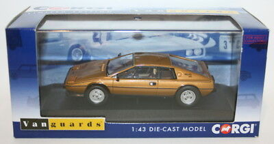 $ CDN63.26 • Buy Vanguards 1/43 Scale VA14202 Lotus Esprit S2 - 1st Prod Series 2 - Champ Gold