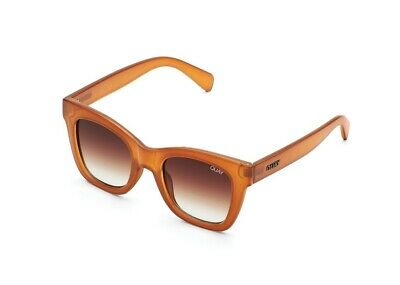 AU52 • Buy Quay After Hours Sunglasses In Toffee Brown Fade