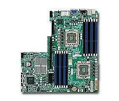 $ CDN50.95 • Buy SuperMicro X8DTU System MotherBoard - LGA 1366 / Socket B 2x Intel CPU 12x DDR3