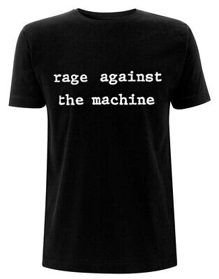 Rage Against The Machine 'Molotov' (Black) T-Shirt - NEW & OFFICIAL! • 13.29£