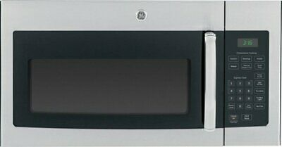 $309.72 • Buy GE 1000 Watts 1.6 Cu. Ft. Over-the-Range Microwave Oven In Stainless Steel